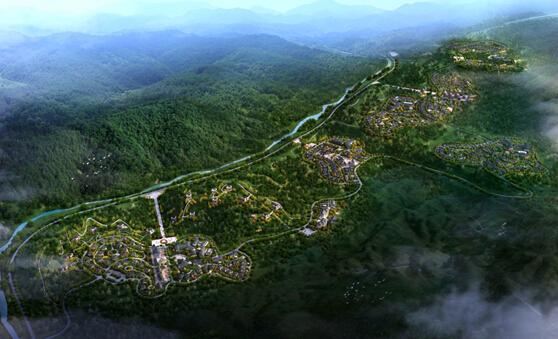 大河沟旅游景区建设规划